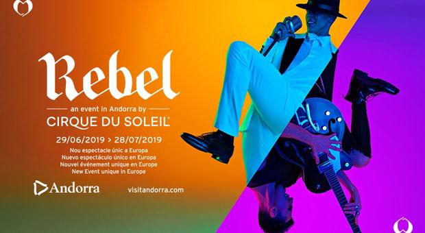 Cirque du Soleil Angebot